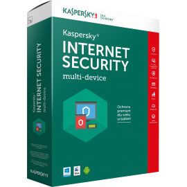 Kaspersky Internet Security Multi-Device 2016 Licentiecodes voor 5 Apparaten voor 2 jaar (Via Email)