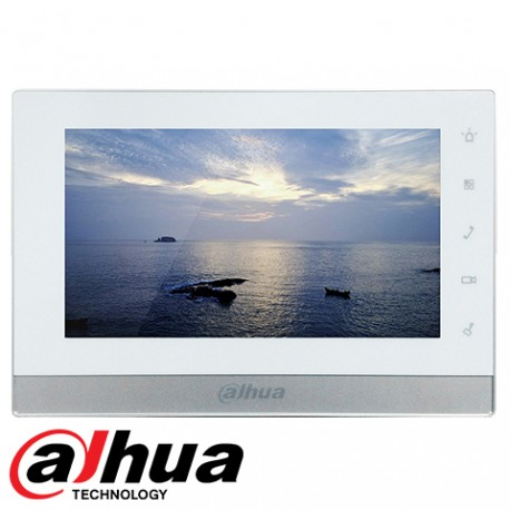 Dahua  VTH1550CHW-2 Intercom / Camera met Touchscreen