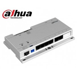 Dahua IP Video & Intercom PoE switch