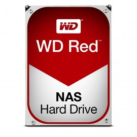 Western Digital Harddisk RED NAS 4TB