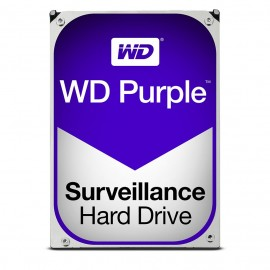 HDD WD Purple™ 4TB IntelliPower - 64MB - SATA3
