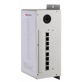 Hikvision INTERCOM VIDEO DIV 8 Poort Hub