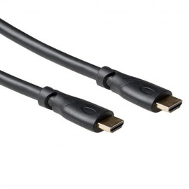 HDMI High Speed Kabel Zwart 0.5 Meter Male - Male