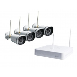 Foscam FN7104W-B4-1T Full HD WiFi Security camera system