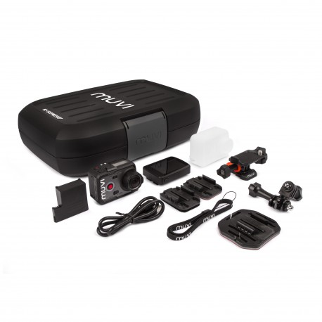 VEHO MUVI K2 PRO 4.0 MP Action Camera Set met WiFi