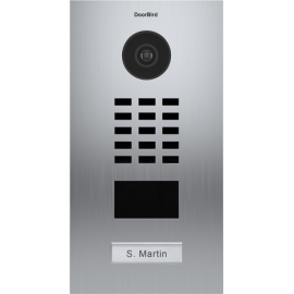 Doorbird IP Video Deurstation D2101V
