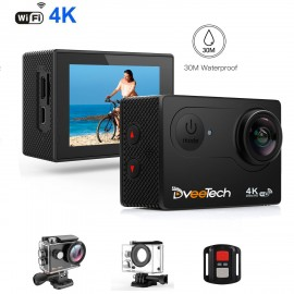 DveeTech S4R Action Camera met WIFI