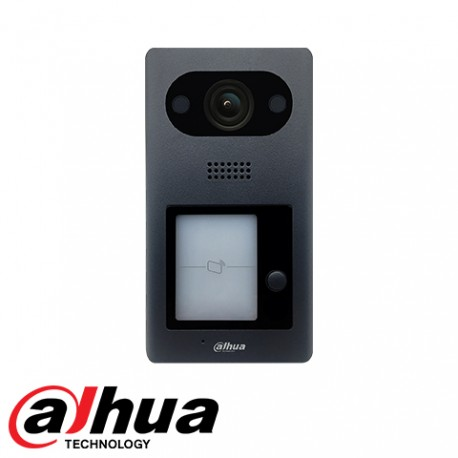 Dahua VTO3211D-P Video Intercom Buitenpost 1-knop