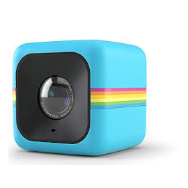 Polaroid Cube Camera Blue