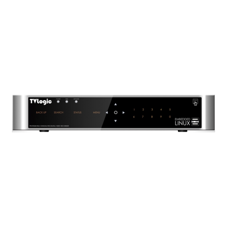TVLogic 4 Kan EYE-ON-HP04. Audio/HDMI/VGA