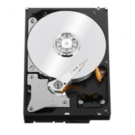 Western Digital Harddisk RED NAS 2TB