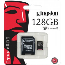 Kingston 128GB class10 SD Card