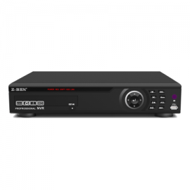 Z-Ben NVR 4 kan. Real time. Full HD 4xPoE