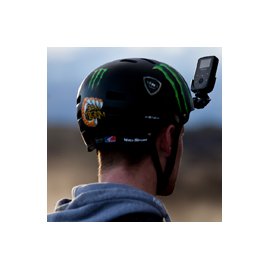 Veho Muvi Headband strap mount with Cradle