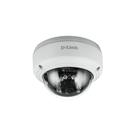 D-LINK Vigilance 2MP Full HD Outdoor Vandal Proof PoE Dome IP Camera