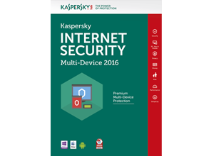 Kasperky Internet Security