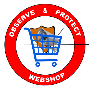 Logo Observe & Protect